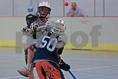 11/26/2011 - Glouchester Youth Toys For Tots 2 Charity Lacrosse Games - Glouchester Township Recreation Center, Clementon, NJ