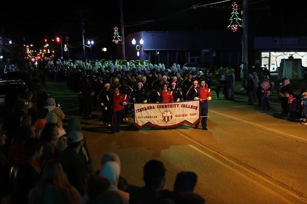 Fulton Christmas Parade 2019