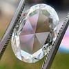 2.32ct Flat Oval Shape Diamond GIA J SI1 7