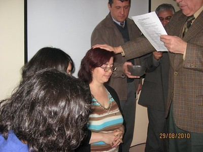 Church Planting - Chile