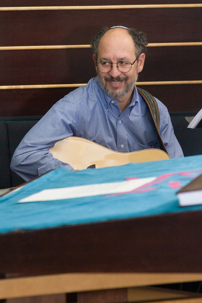Scott Glick, guitar -- Siyum HaTorah -- Beth El's Project 613: Writing a Torah