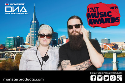 monster - cmt award festival