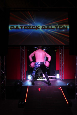 Patrick Dalton vs. Richard Holliday vs. Josh Briggs