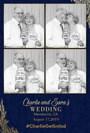 Sara & Charlie - Mendocino, CA 8-17-19