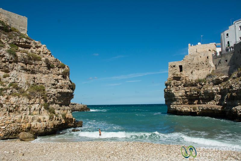 Polignano a Mare, Adriatic Sea - Puglia, Italy