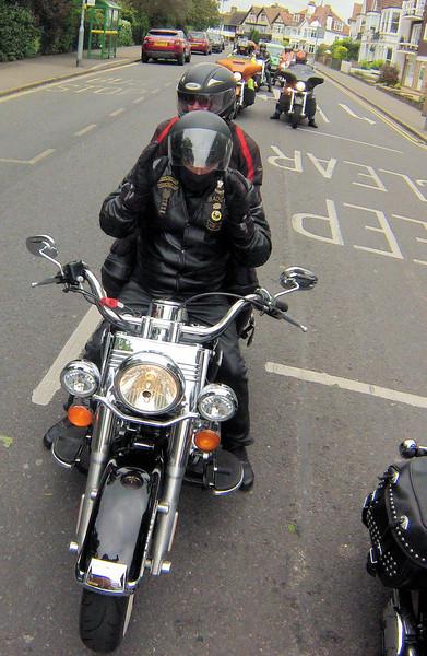 Tonys Dream Ride 2014