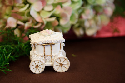 Kimberly & Janerious Wedding - Details