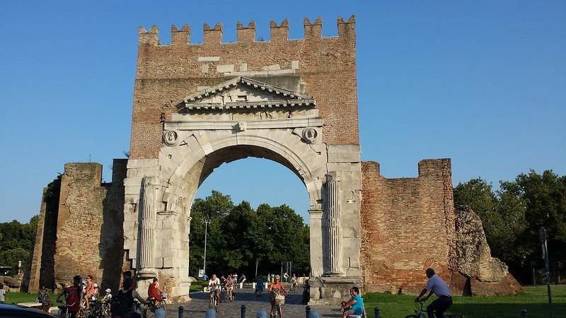 Augustus Arch Rimini