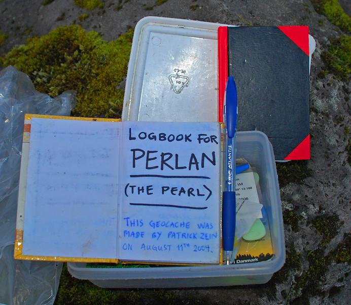 Perlan (GCK8ED) geocache
