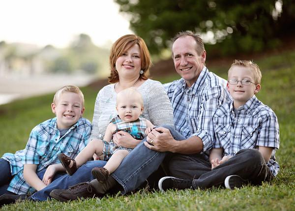 Taggart/Klauck Family