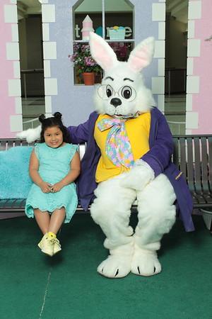 Manassas Mall Easter 2021