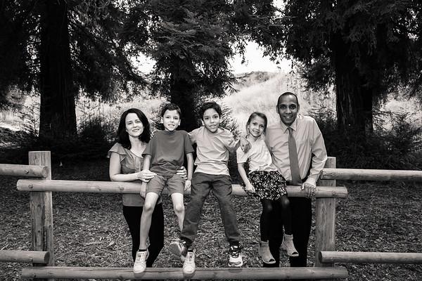 Mosley Family - Chino Hills, CA