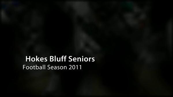 Senior Football Players 2011