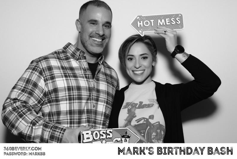 Mark's Birthday Bash 03.07.20