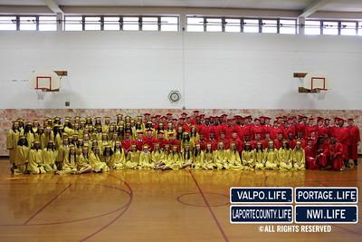Andrean High School Graduation 2017