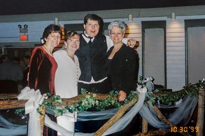 1999 David Cinney's Wedding