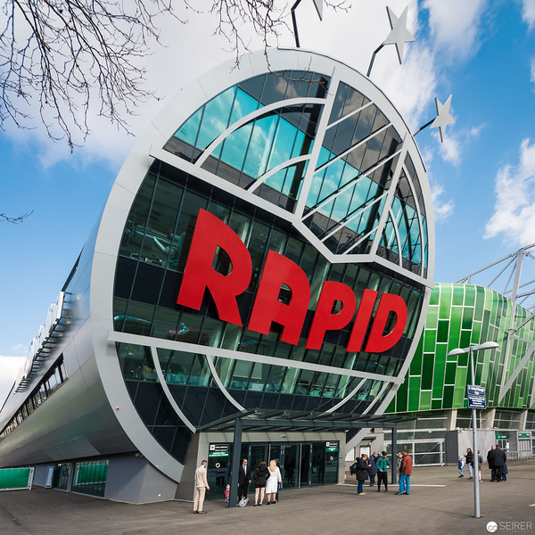 Allianz Stadion - Rapid Wien