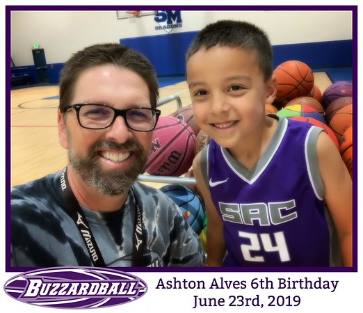 Ashton Alves 6th Birthday | JUNE 23rd, 2019