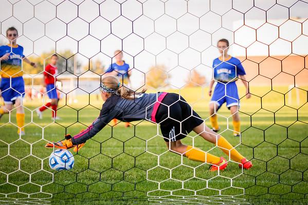 AMS Soccer vs West Noble 2015-10-05