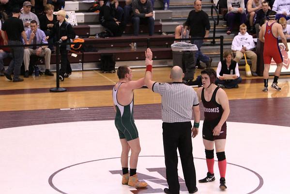 Robie Martin  State Wrestling Match I Win - Gallery I of III