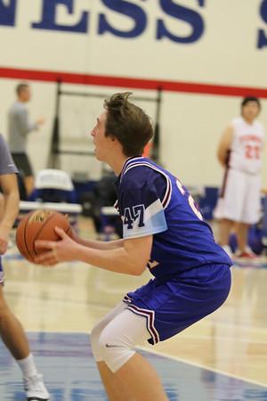 Boys' JV2 Basketball vs. Vermont Academy   January 14