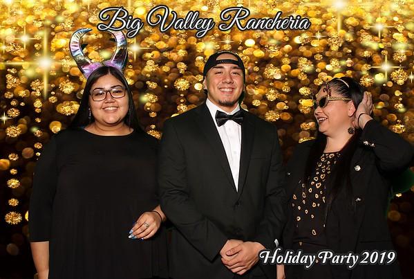 Big Valley Rancheria Holiday 2019
