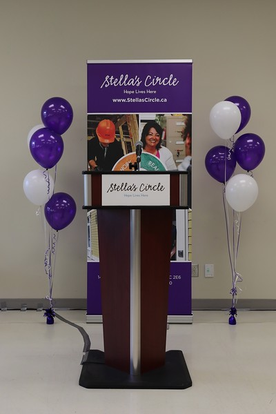 2017 Stella's Circle Building Fund Completion