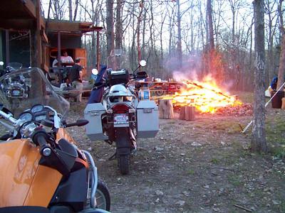 GS Challenge, Gateway BMW Motorcycles, 4/24-25/2009