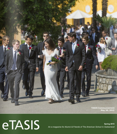 Spring 2015 eTASIS Photographs