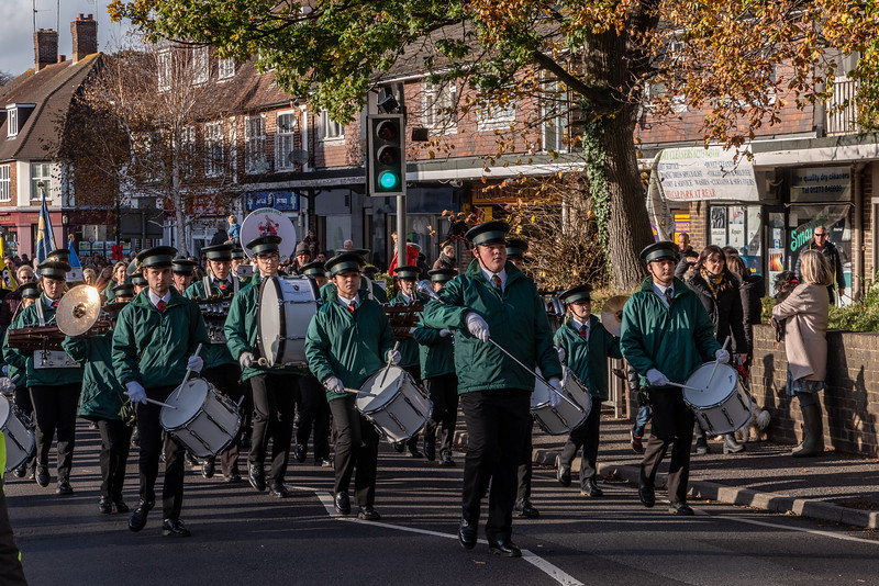 Remembrance Sunday, 2018
