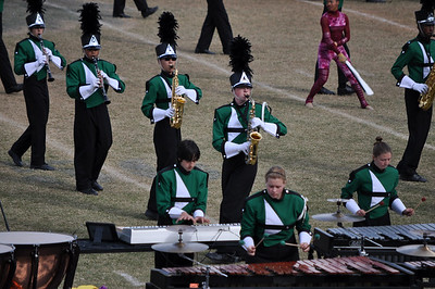 Creekview H.S. Competition - October 26, 2013