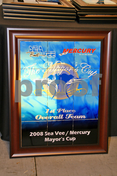 2008 Mayor's Cup Billfish Tournament Awards