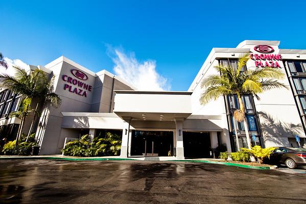 Crown Plaza Costa Mesa