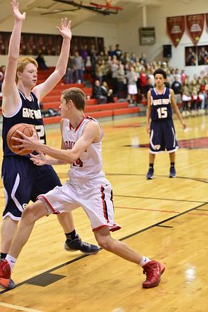 FWC Varsity Basketball 1-10-2014