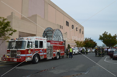 20131008 - Westbury - Electrical Fire