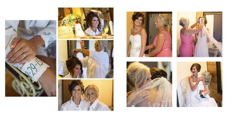 Preston & Tori Wedding Album