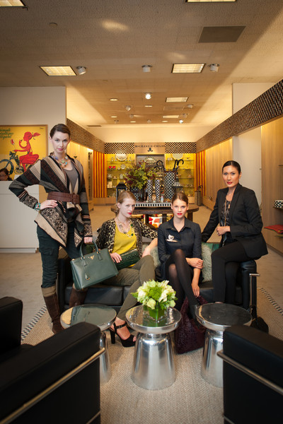 Neiman Marcus Art of Design - Models
