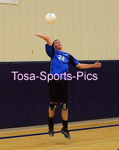 2011 Seton Volleyball