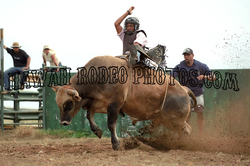 SOUTH POINT BUCKOUT  JULY  2008