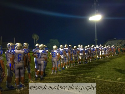 Jesuit JV Football Game 9/15/16