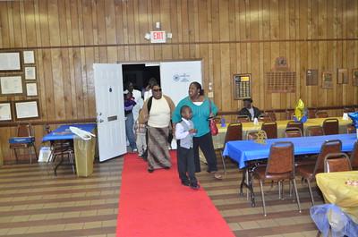 Mrs. Priscilla Scott Washington's 50th Birthday Celebration