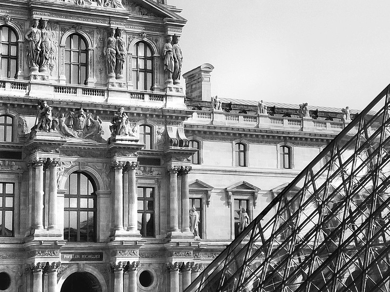 The Louvre, old and new.jpg