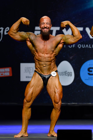 Novice Mens Bodybuilding Overall