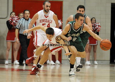Hinsdale Central Basketball