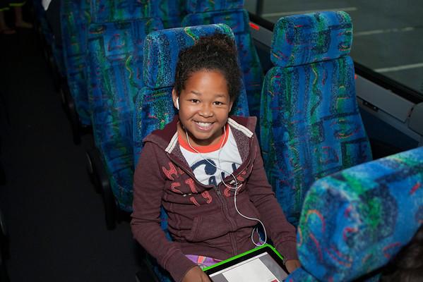 Portland Bus Trip