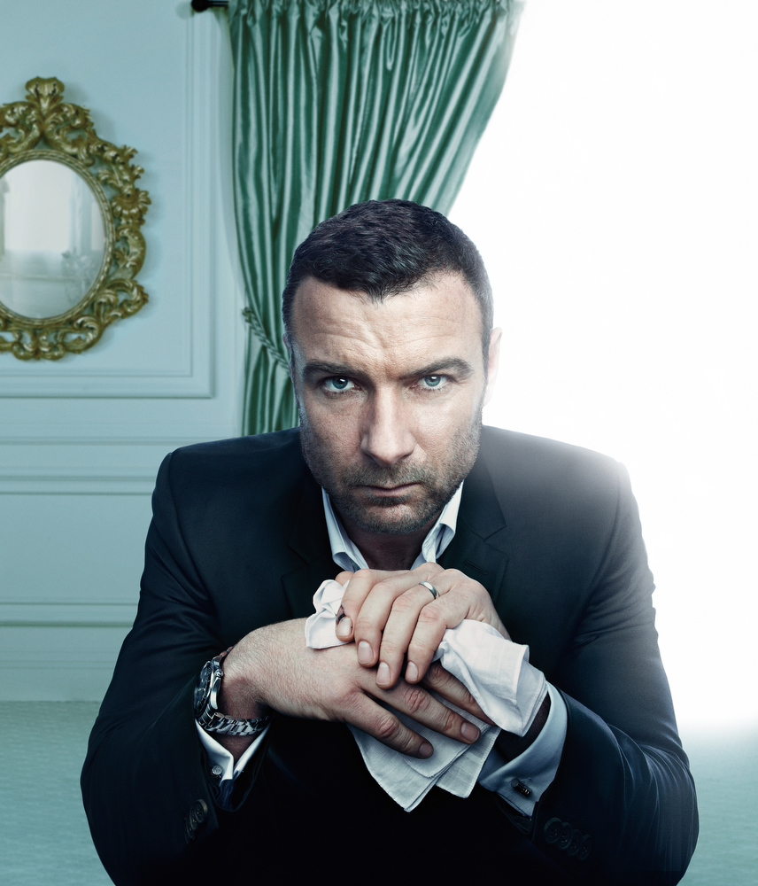 . Liev Schreiber as Ray Donovan in Ray Donovan - Photo:  Jeff Riedel/SHOWTIME