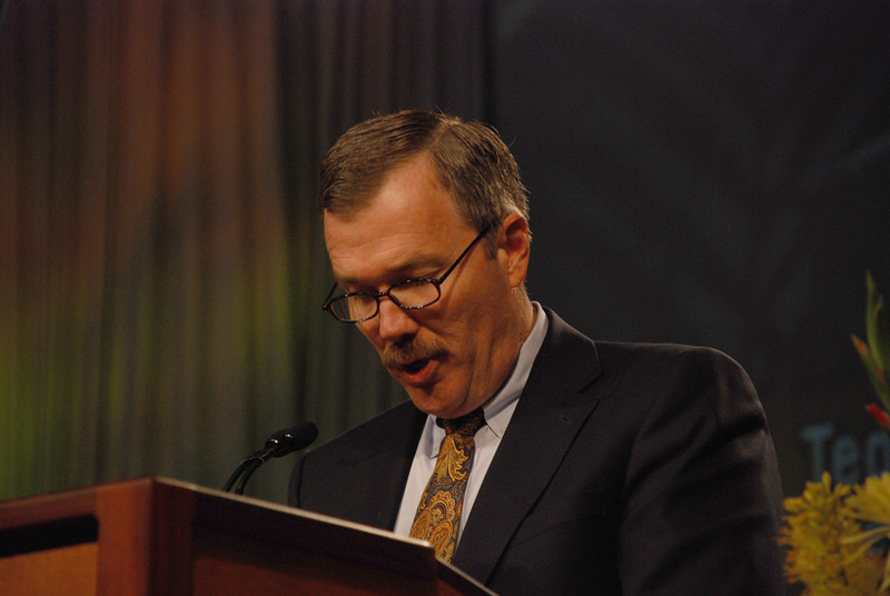 Ted Goins Jr., president and CEO of Lutheran Services for Aging, Salisbury, N.C.