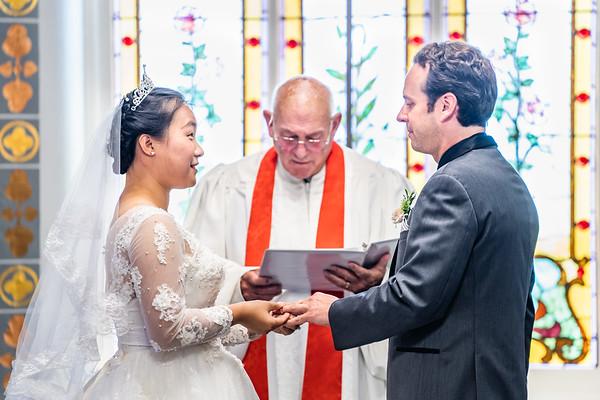 Yanzhu and Kyle's Wedding