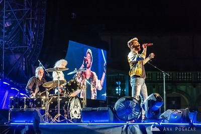Queen + Adam Lambert concert in Padova - June 25, 2016