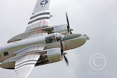 Douglas A-26 Invader Warbird Airplane Pictures